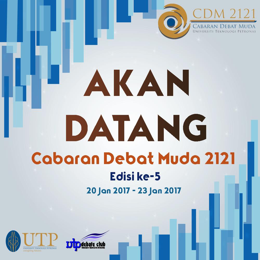 Cabaran Debat Muda 21 Tahun Untuk Alaf 21