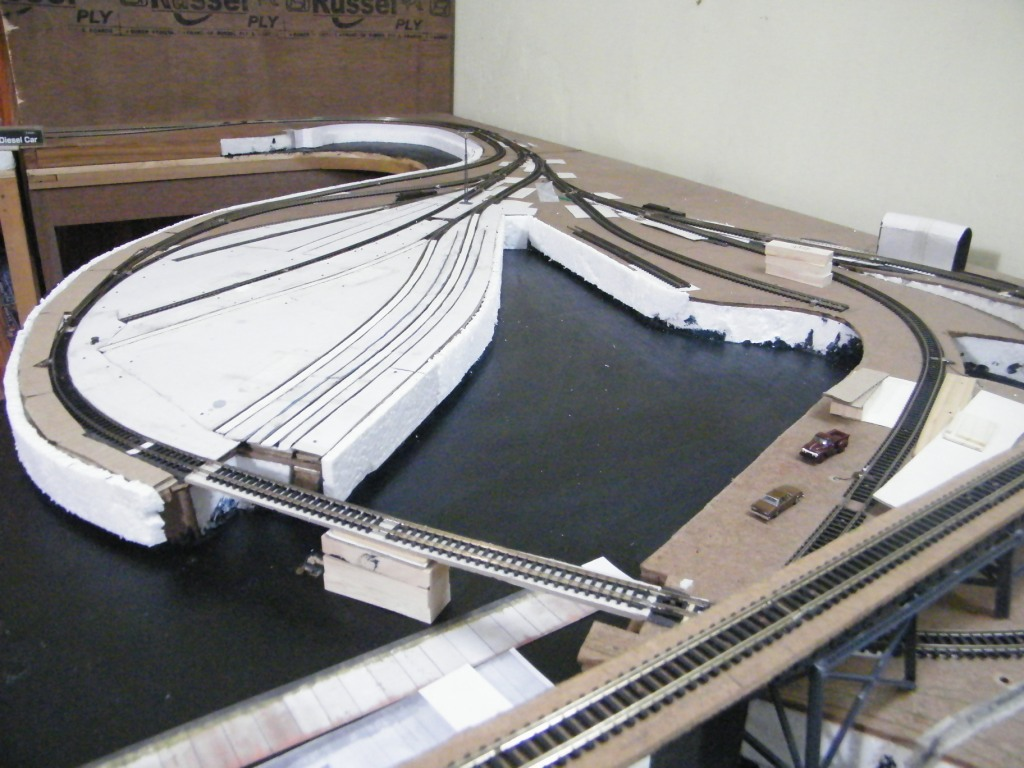 Wrightsville Port: N-Scale Waterfront Layout: Detailing of ...