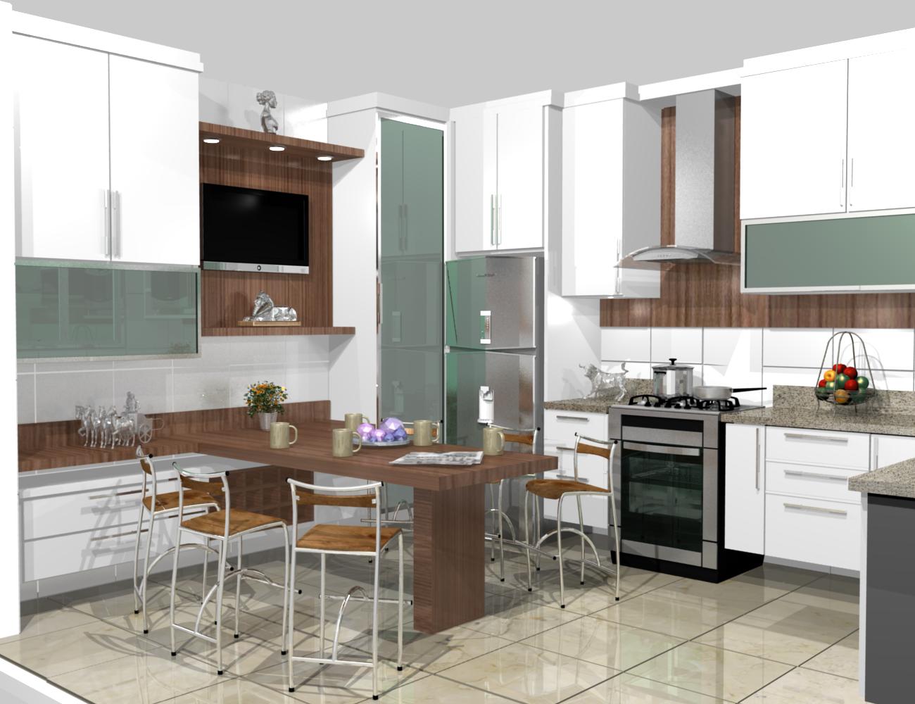 11) 98477 3234: cozinhas planejadas cozinhas simples pequenas modernas  #644A39 1300 1000