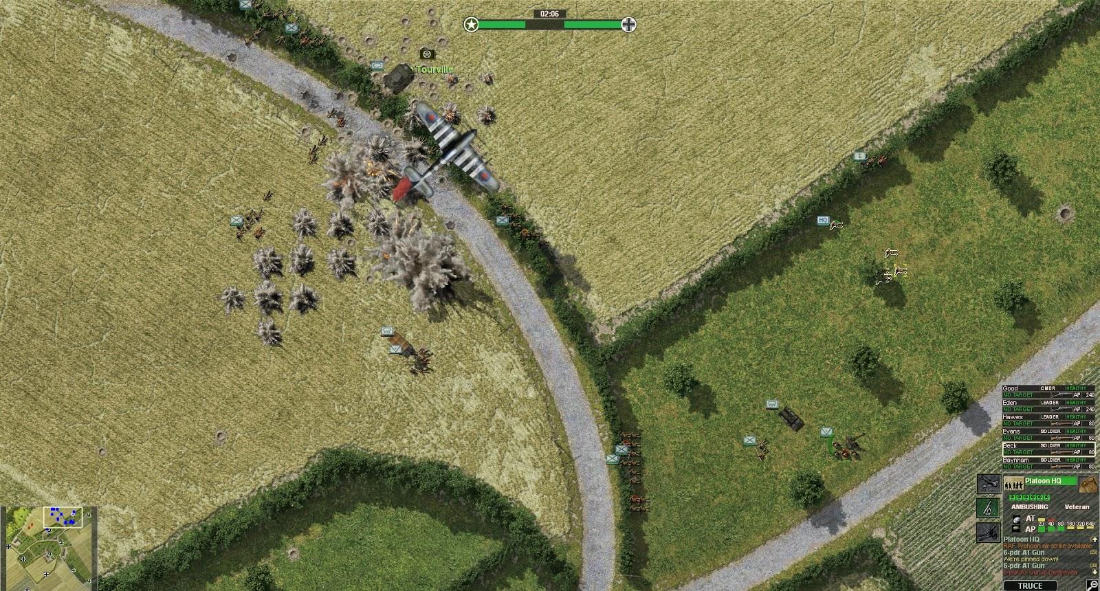 Close Combat: Gateway to Caen screenshots