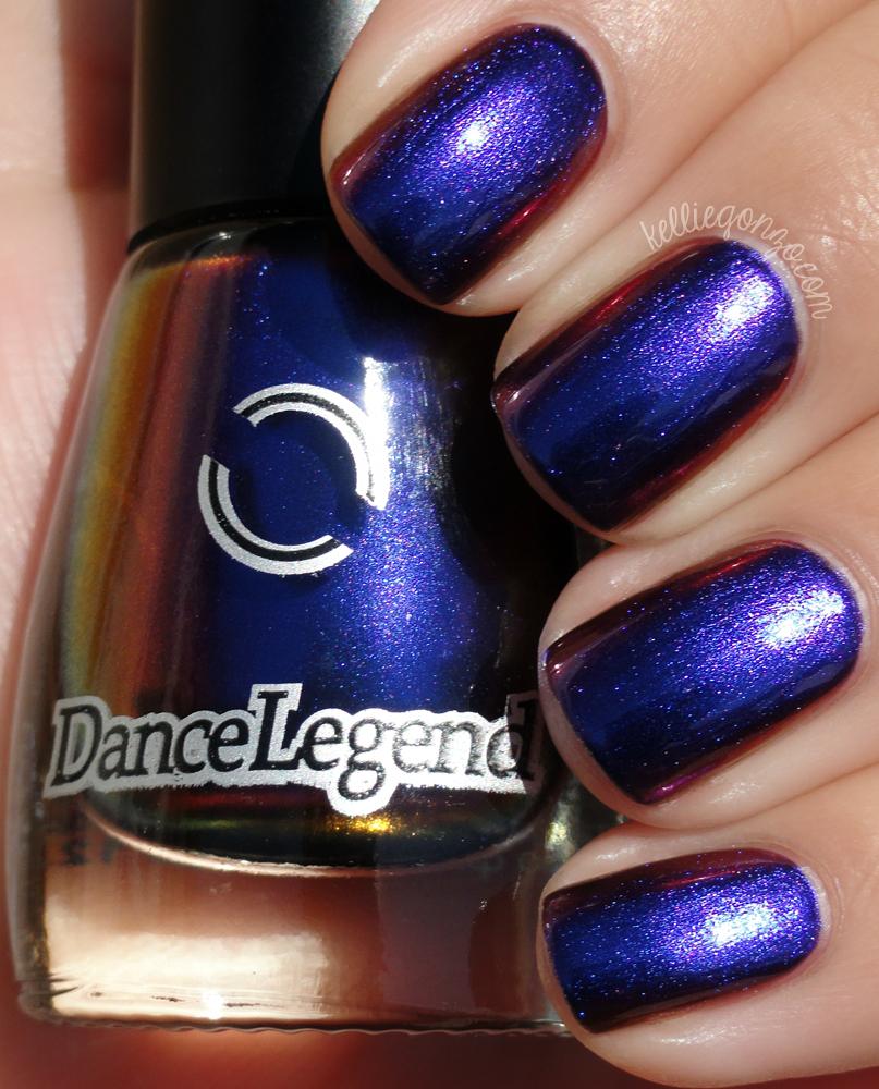 kelliegonzo: Dance Legend - Celia