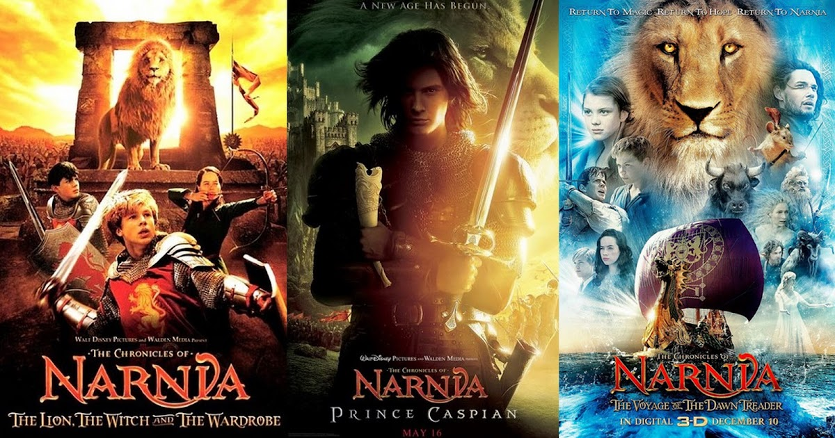 movies series  the chronicle of narnia movie series