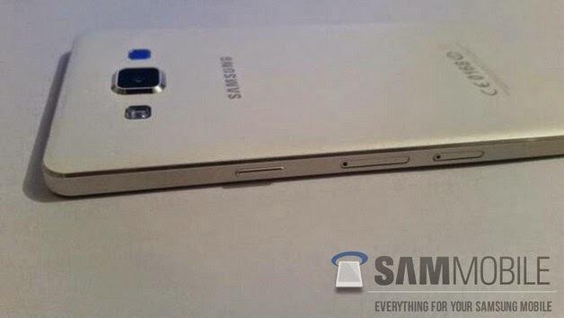 O Galaxy A5 terá design semelhante mas um preço menor que o do Galaxy Alpha