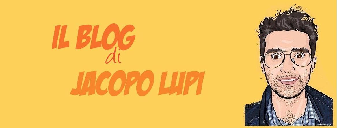 Il blog di Jacopo Lupi