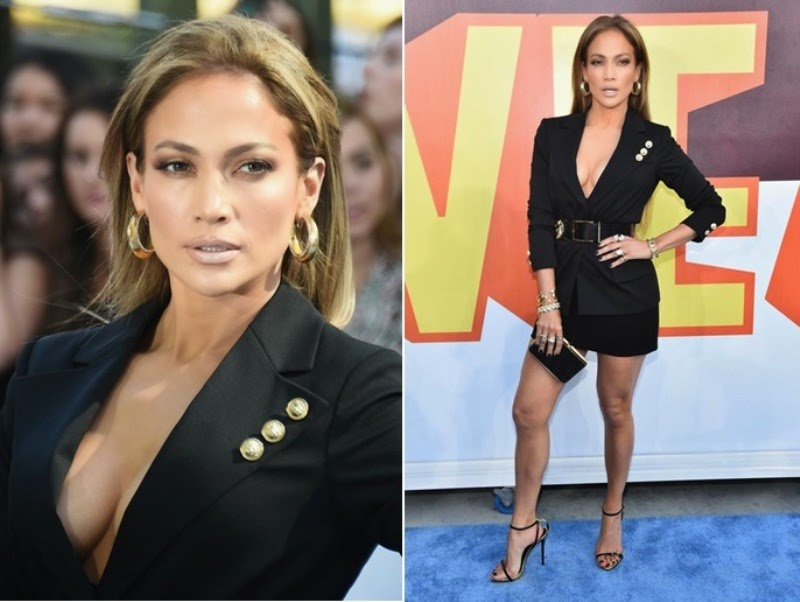JENNIFER LOPEZ MTV MOVIE AWARDS 2015