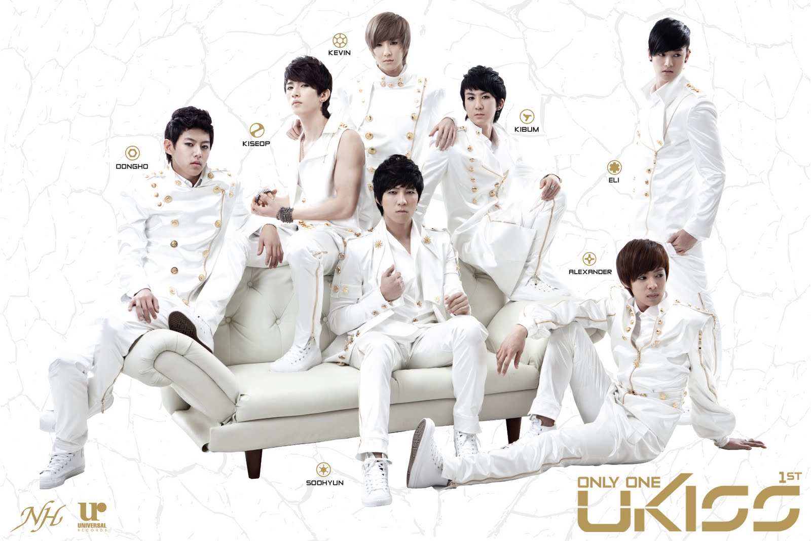 asian 'n koreanholic: U - Kiss