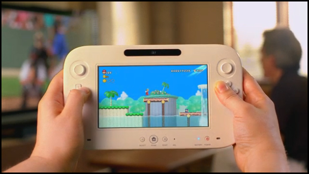 Mini Gamers E3 2011 Nintendo Unveils Portable Wii U