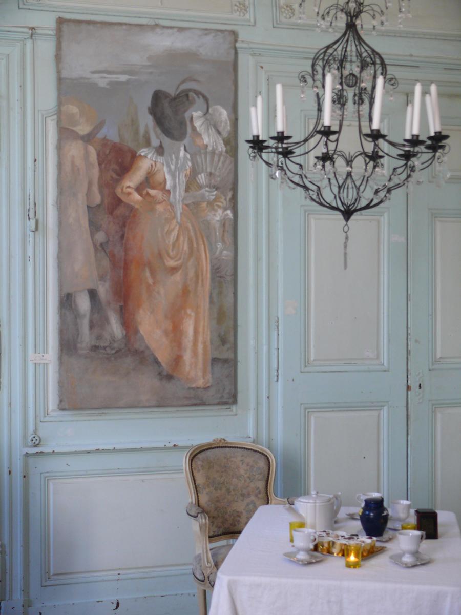 Demeures Peintes: A show in Provence