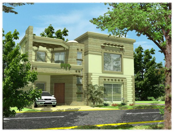 Pakistan 10 Marla House Design