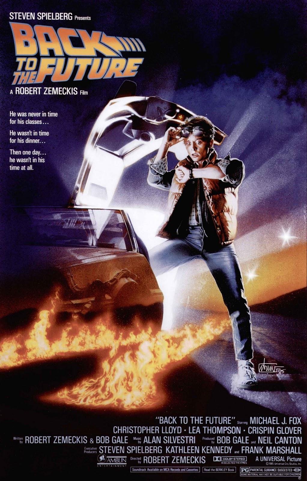 Volver al Futuro (1985) Curiosidades que no conocias