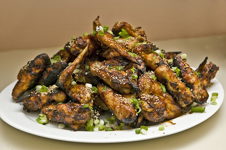 bobby flay fried chicken wings recipe