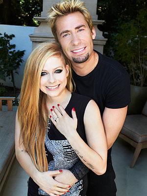 Baru Setahun Menikah, Avril Lavigne Akan Bercerai