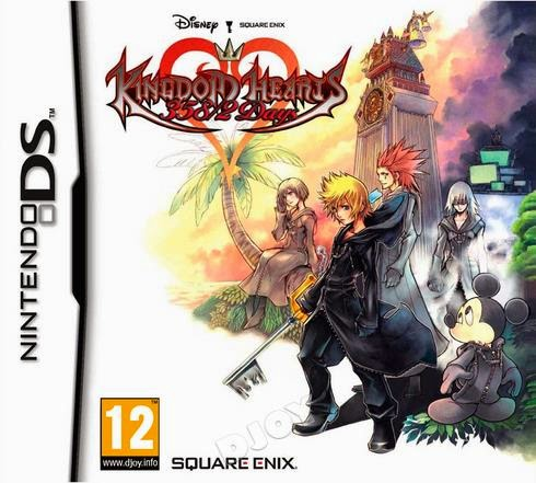 Kingdom Hearts 358-2 Days (Español) (Nintendo DS)