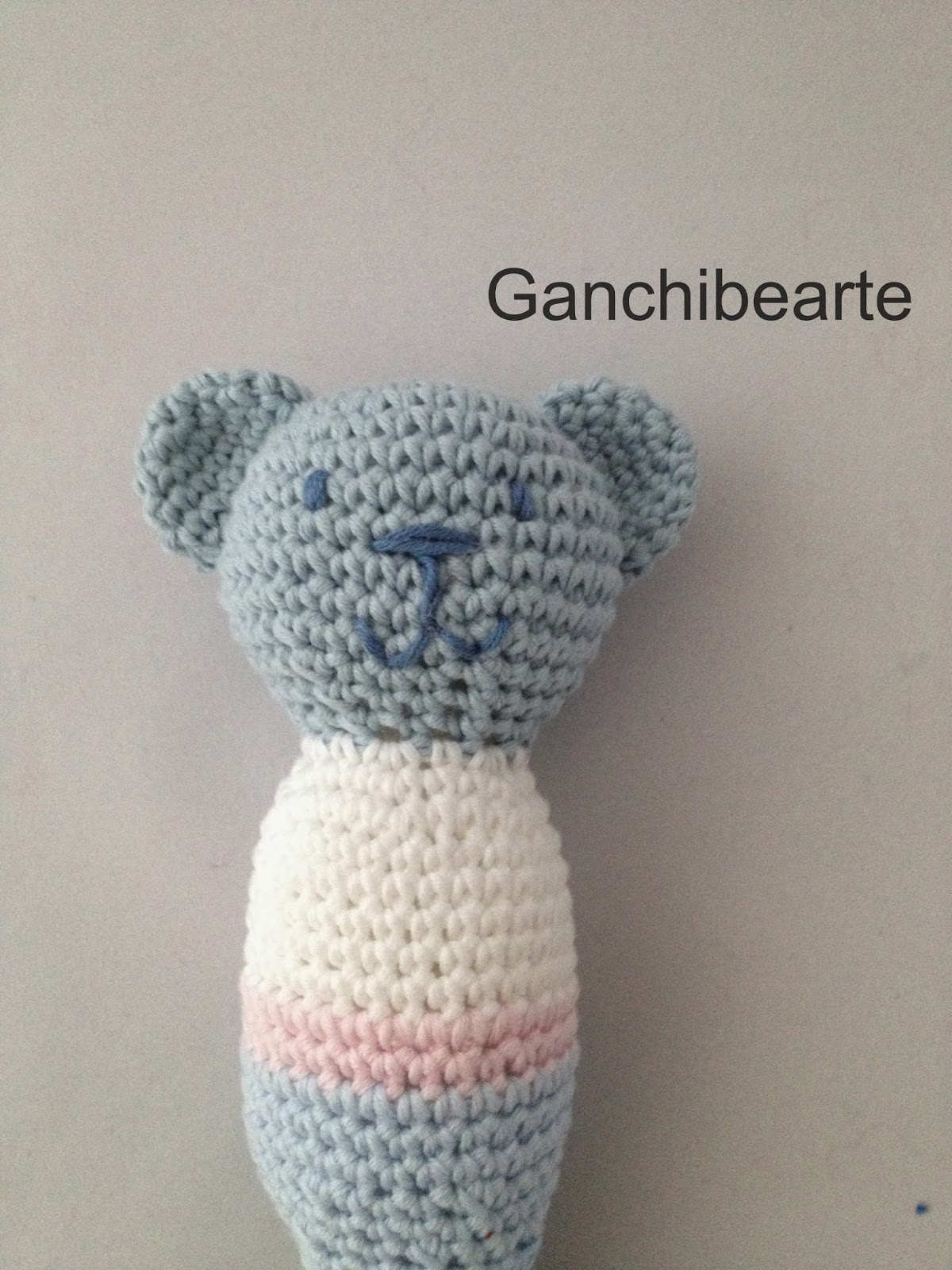 Ganchibearte: Patron Sonajero