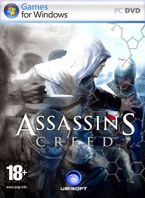 Assassins Creed 1 PC Cover Assassins Creed (PC/ENG) Full Rip
