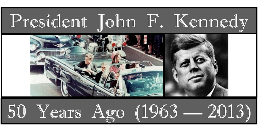 JFK - 50th Anniversary