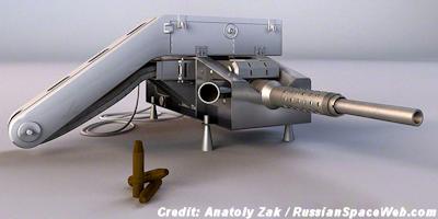 Soviet Union's Secret Space Cannon