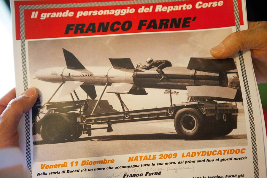 Franco Farnè interview - ITALIAN MOTOR magazine