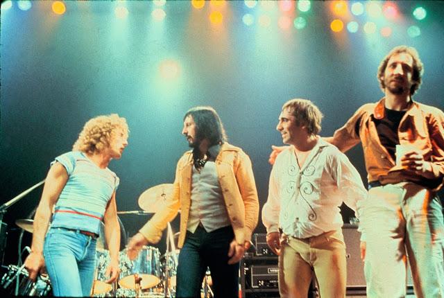 The Who: 50 Die offizielle Bandgeschichte | Buchvorstellung