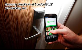 samsung galaxy s3 for hotel key