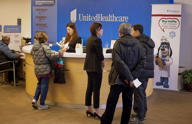 UnitedHealth Group Work at Home Company Profile