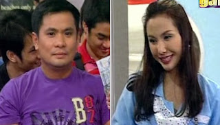 Ogie Alcasid and Maureen Larazabal on an alternative option on riding a plane.