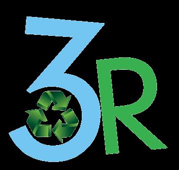 Manejo de residuos solidos las 3 r for Dibujos de las 3 r