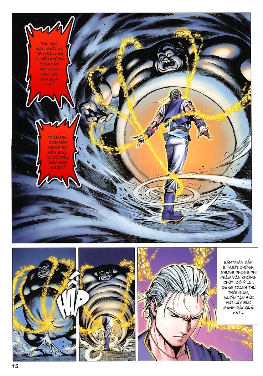Lục Đạo Thiên Thư chap 11 - Trang 14