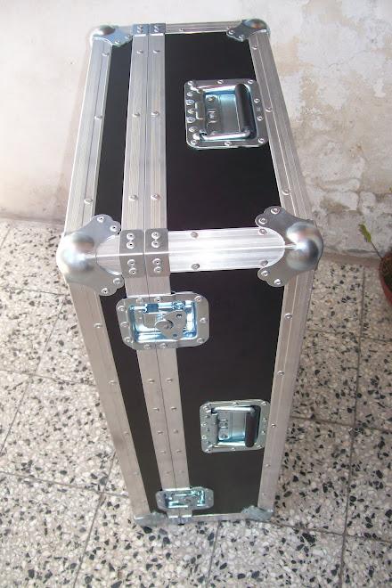 CASEpara pedal de bombo y pads Roland