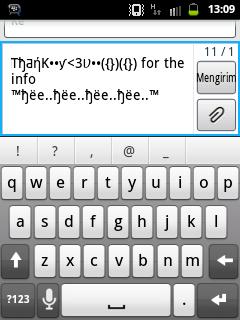 screenshoot tulisan autotext