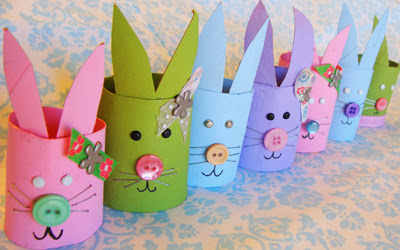 Fun Easter Crafts For Kids 5