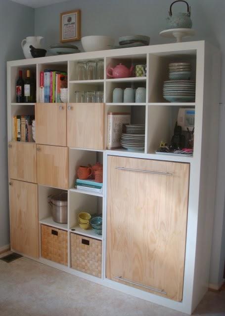 La buhardilla decoraci n dise o y muebles buena idea - Mueble ikea expedit ...
