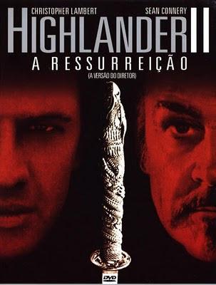 Highlander 2: A Ressurreição Dublado