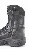 Tactical Boots Zipper2