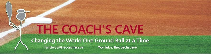 THE COACH'S CAVE Follow on Twitter @thecoachscave