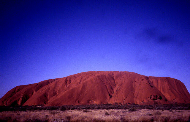 Alice Springs, Uluru y Kings Canyon