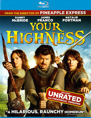 Your Highness BRRip 720p Mediafire