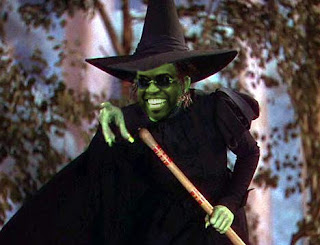 Cee Lo Green as the Wicked Witch of the West from The Wizard of Oz