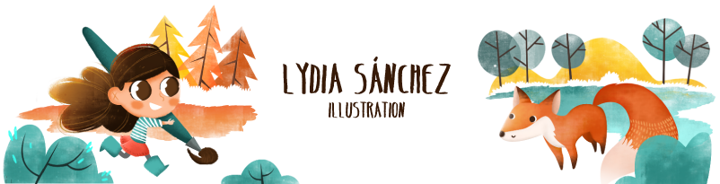 Lydia Sánchez || Illustration