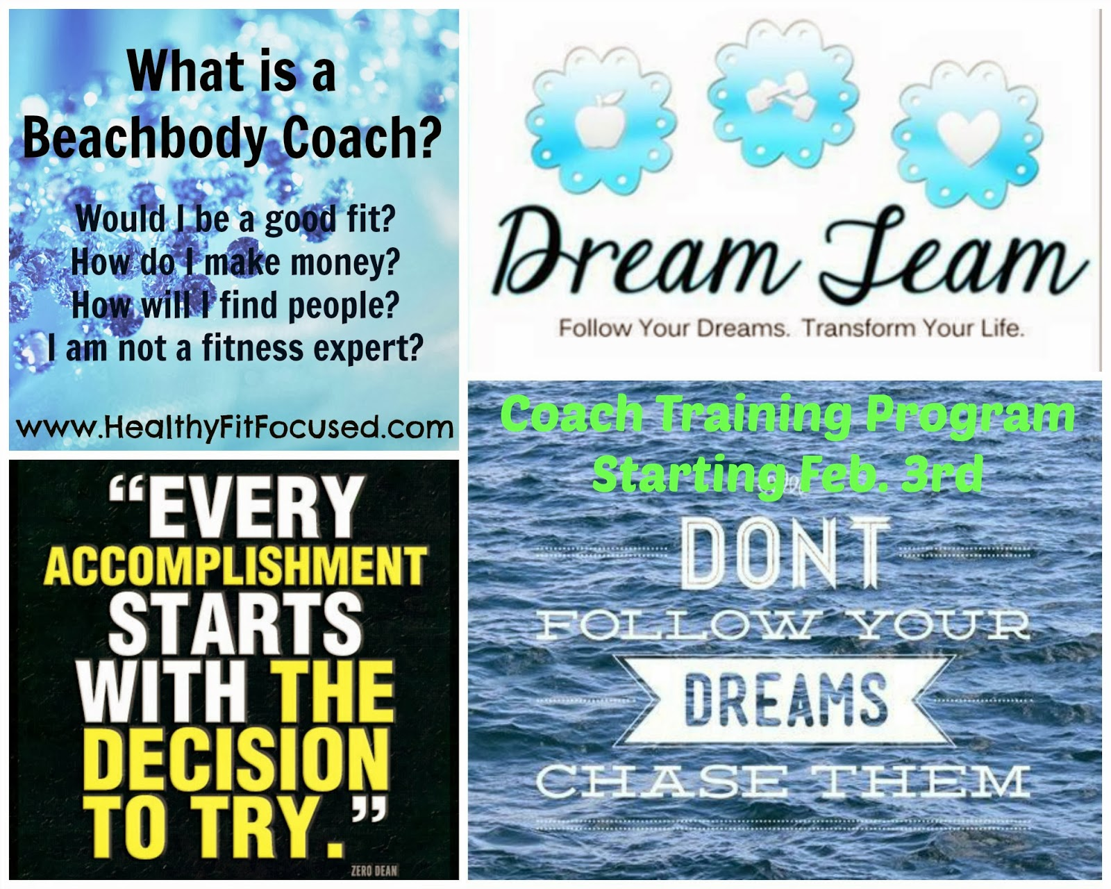 What is a Beachbody Coach, www.HealthyFitFocused.com