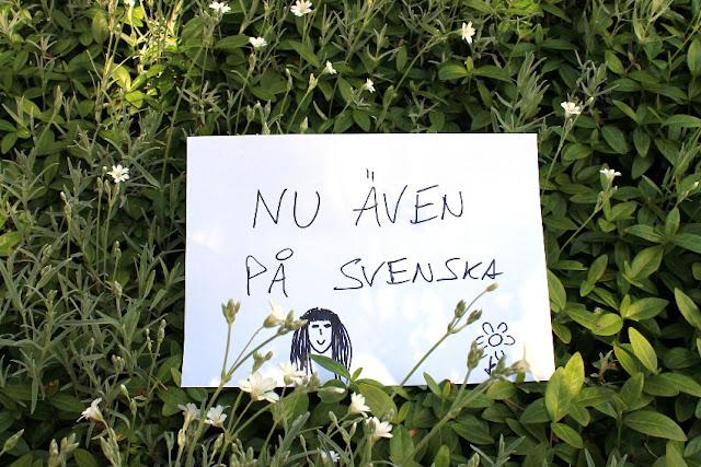 Nu även på svenska