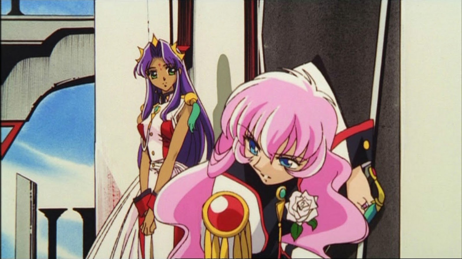 revolutionary girl utena the movie uk dvd clips stills