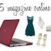 Shopping bag: 5 magazine online pe care le frecventez (non-beauty)