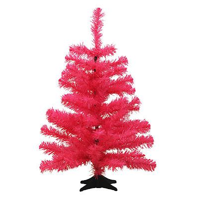 Cây thông Noel màu hồng - CayPhaLe.com