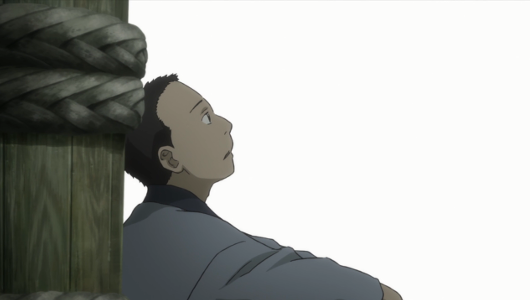 Recenzja anime Mushishi: Zoku-Shō (2014). Studio Artland.