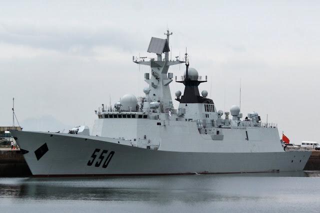 Type 054A (Jiangkai II) class FFG