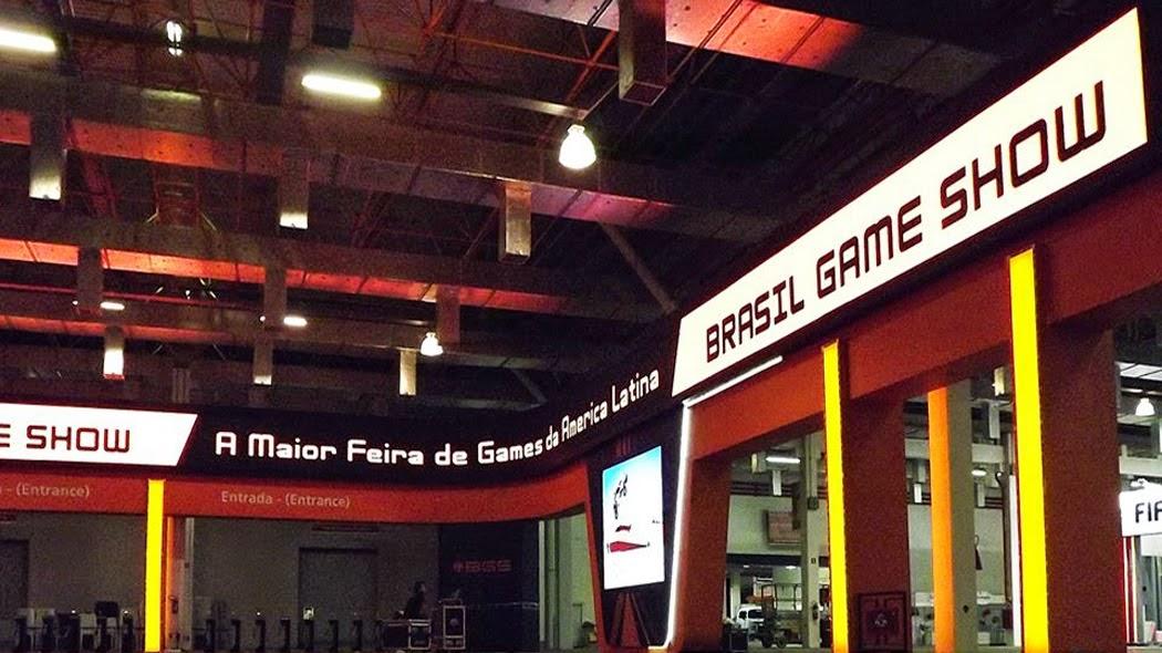 Brasil Game Show 2015 - A maior feira de games da América Latina está chegando