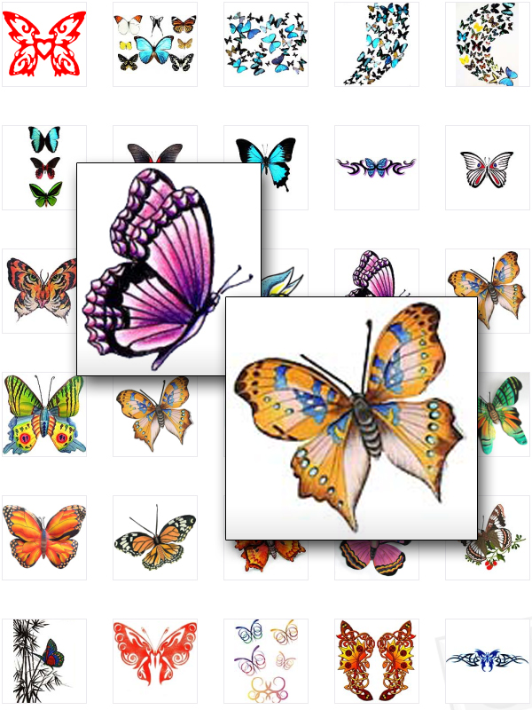 Lower Back Butterfly TattoosButterfly Tattoostattoos