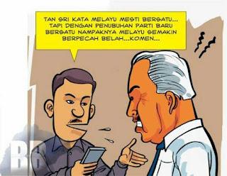 Muhyiddin Harus Tunjuk Bukti Dakwaan RM1 Bilion Dalam Akaun PM