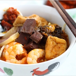 Rasa Malaysia recipes Penang curry mee street food Malaysian